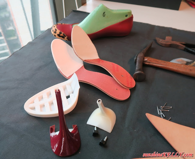 The Process of Bespoke Shoemaking Workshop, XALF