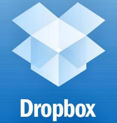 Dropbox Logo Subir archivos gratis