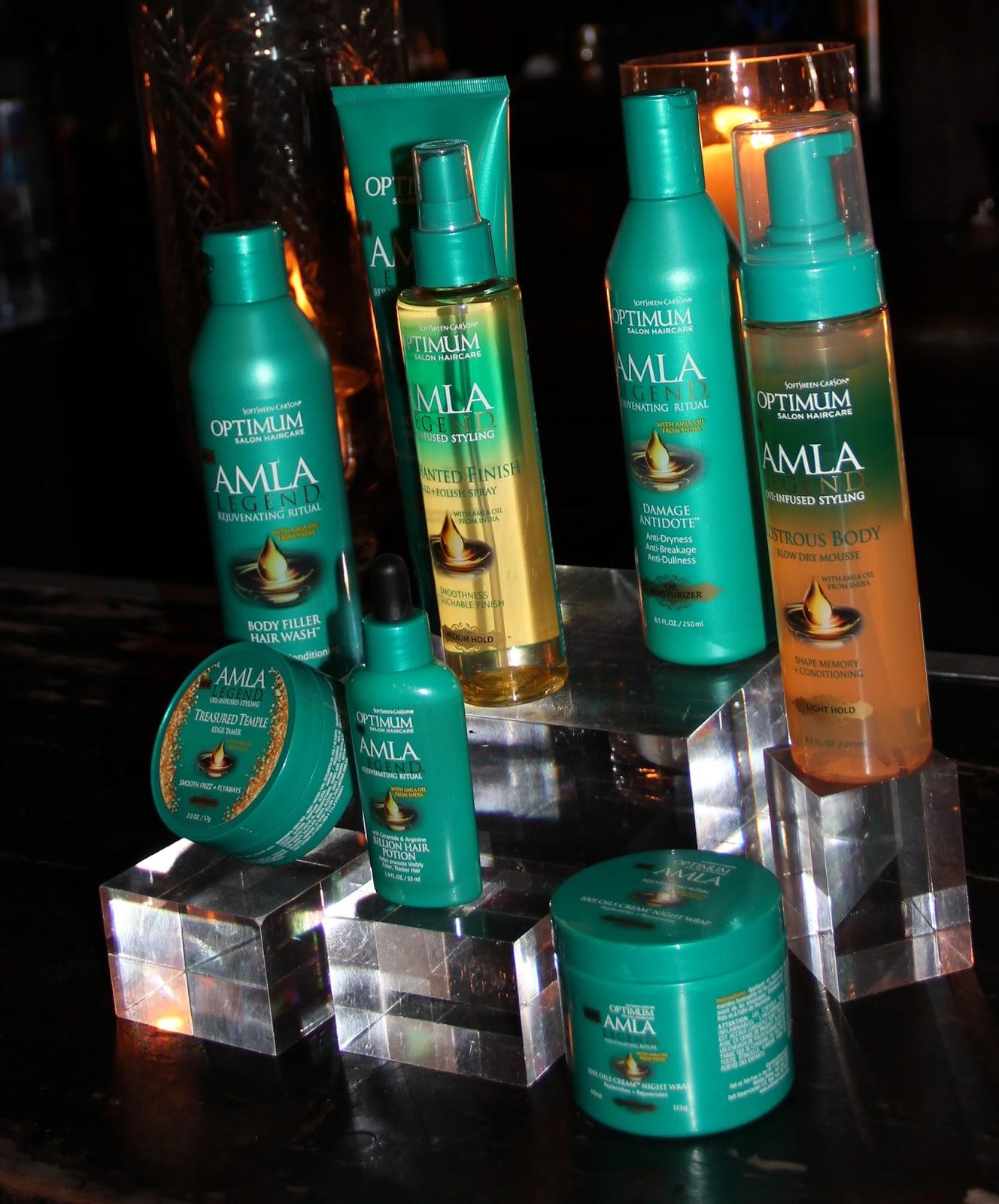 Legendary Style-Optimum® Salon Care AMLA LEGEND STYLING