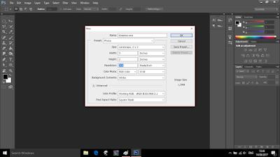 Membersihkan Wajah dengan Photoshop CS 6