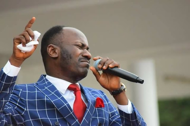 Apostle Suleman Liberates 13 Libya Deportees With N4m
