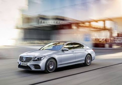 2017 Mercedes-Benz S-Class Rates start from 88.447 Euro