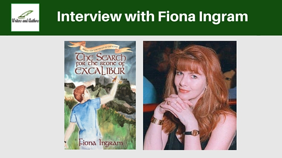 Interview with Fiona Ingram #AuthorInterview #Books