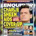 Charlie Sheen will reveal to the world that he's HIV positive