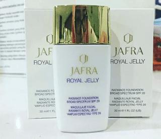 Manfaat dan Cara Menggunakan Royal Jelly Foundation
