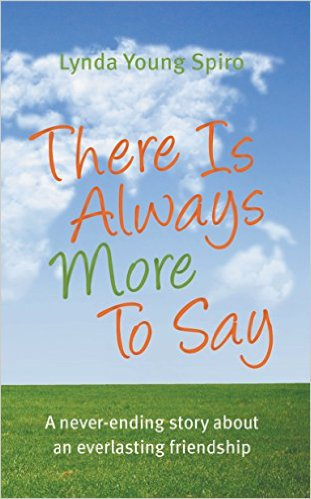 Author Feature There Is Always More To Say By Lynda Young Spiro