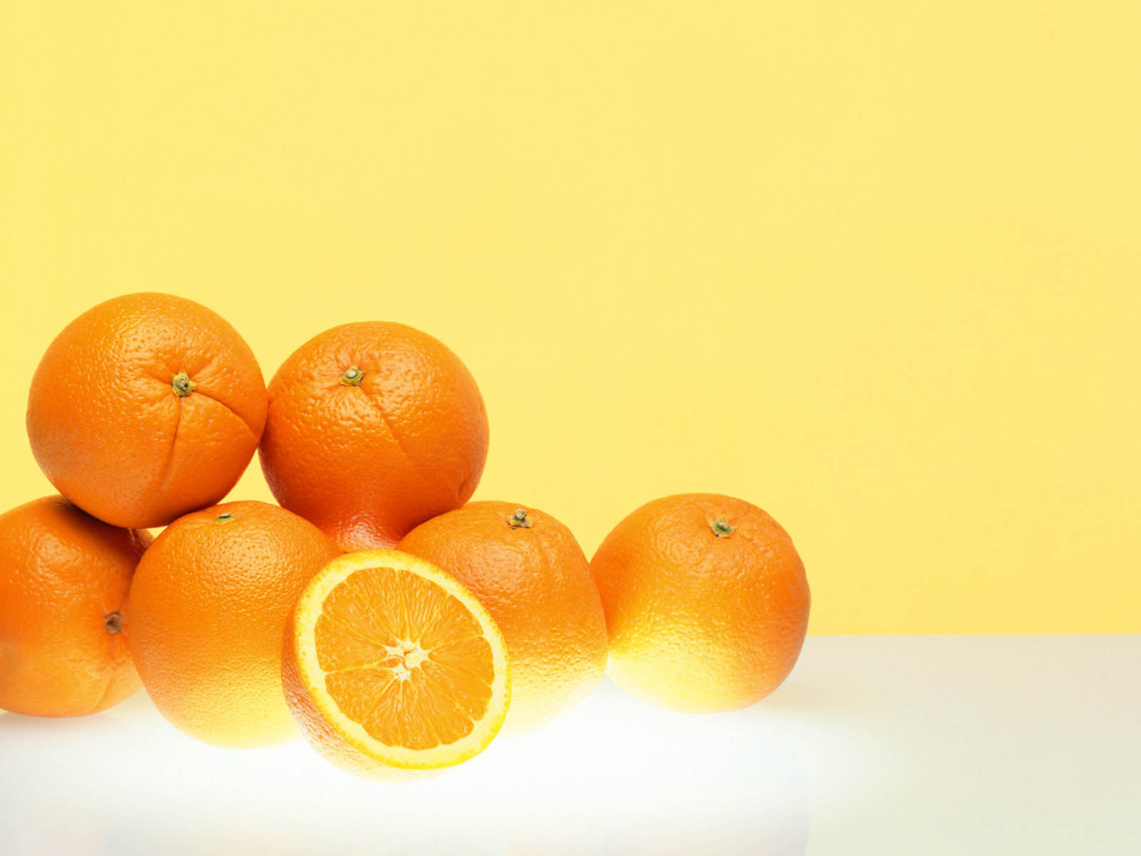 wallpaper: Orange Fruits Wallpapers