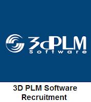 3D PLM Software Recruitment