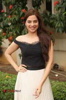 Telugu Actress Tanya Hope Stills at Appatlo Okadundevadu Audio Launch  0036.JPG