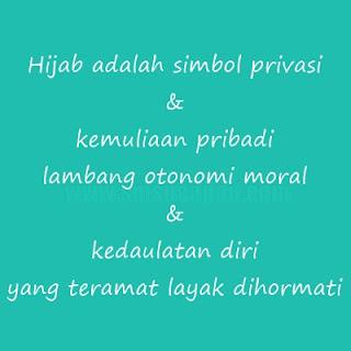 gambar kata kata mutiara bijak tentang hijab