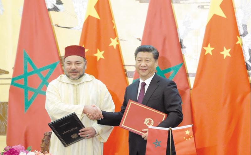 La Chine veut faire du Maroc la base du développement Africain.