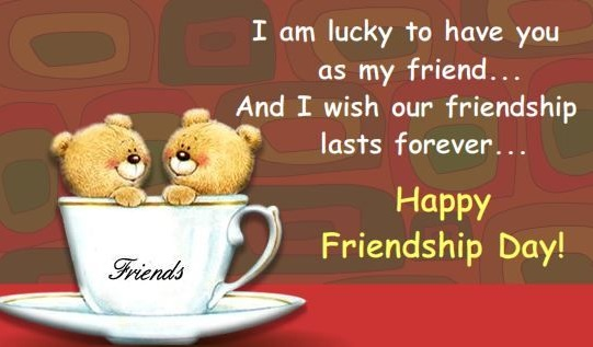 Happy Friendship Day 2017 Whatsapp Status Wishes Images Dp