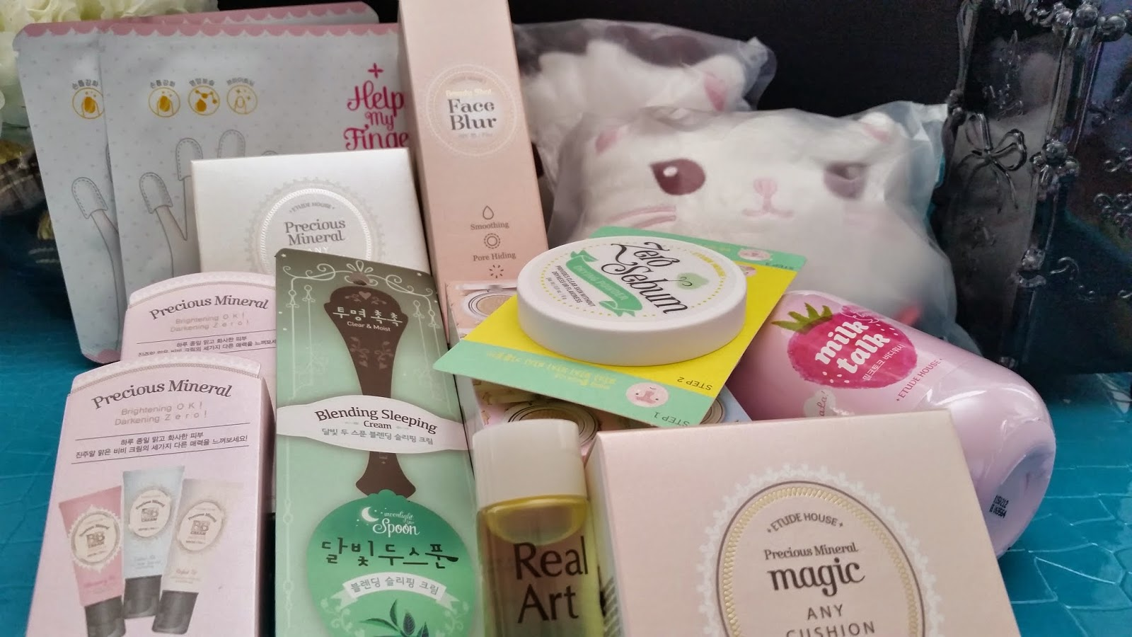 Etude House Beauty Haul