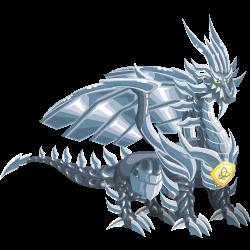 Dragón Metal Puro