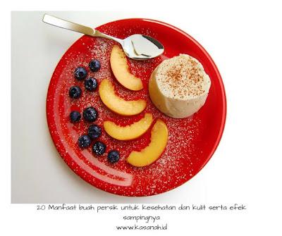 manfaat buah persik untuk ibu hamil