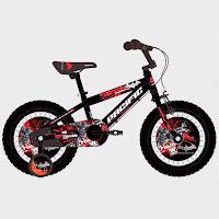12 pacific batman lisensi bmx sepeda anak