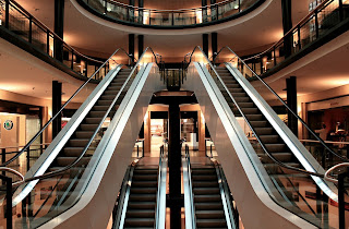 shopping trips help to cope with seasonal affective disorder