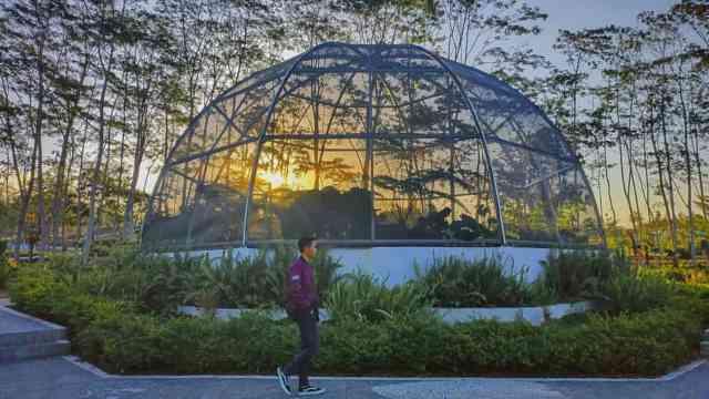 Kebun Raya Indrokilo Kemiri boyolali