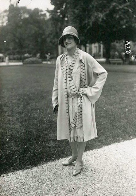 1920s French Fashion Vintage Everyday