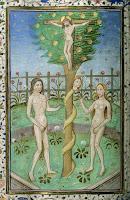 Baum der Erkenntnis von Gut und Böse - der Weltenbaum im Paradies, Baum des Lebens