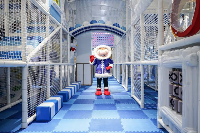 dreamworld playland, dreamworld putrajaya, dreamworld playland di the starling, DreamWorld Indoor Play Centre, DreamWorld Indoor Playland
