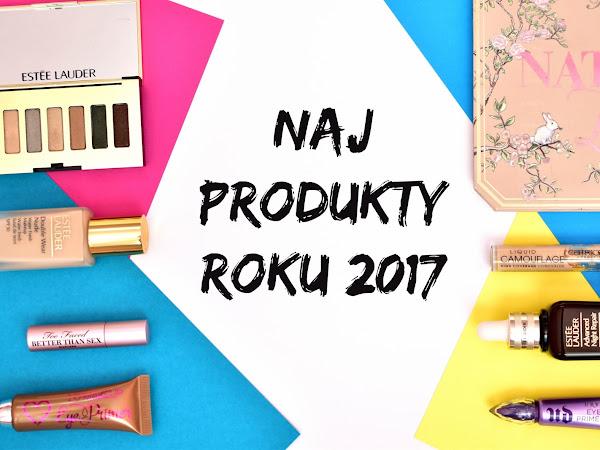 Naj produkty roku 2017