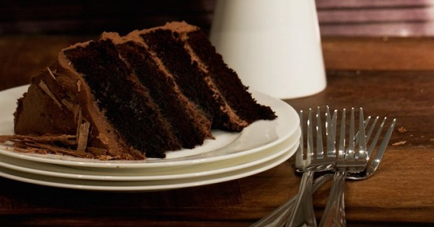Bruce Bogtrotter's Chocolate Cake Recipe