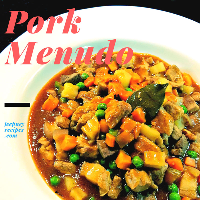 pork menudo by www.jeepneyrecipes.com