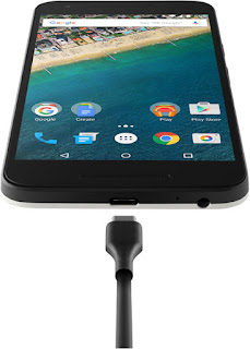 nexus 6p usb type c