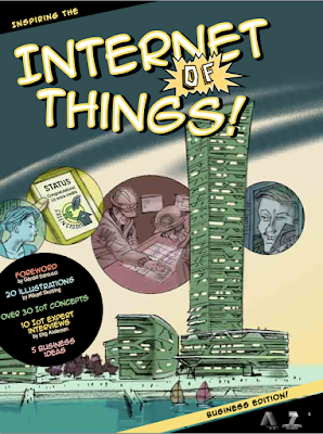 Inspiring the Internet Of Things - BOOK