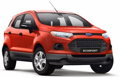 Harga Ford Ecosport Ambiente 1.5L MT : Rp 195.400.000,00