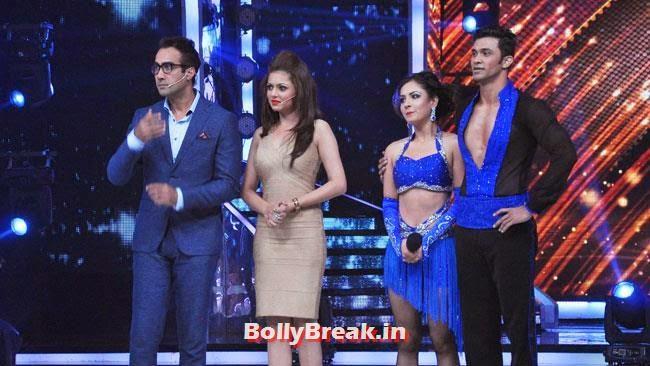Ranvir Shorey and Drashti Dhami, Jhalak Dhikhla Jaa 7 Pics - 14 June Episode