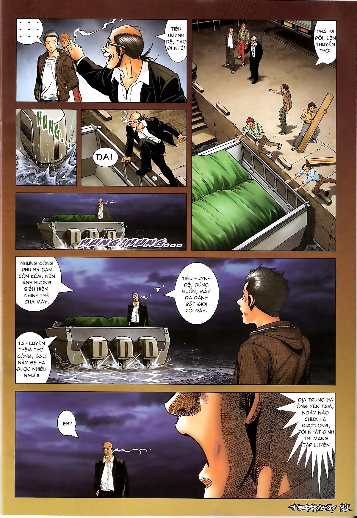 Người Trong Giang Hồ - Chapter 1317: Tao phải thắng lão - Pic 28