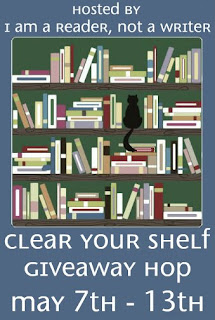 Clear Your Shelf Giveaway Hop (US only)