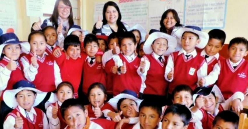 QALI WARMA: Supervisan servicio alimentario en las escuelas de la región Ayacucho - www.qaliwarma.gob.pe