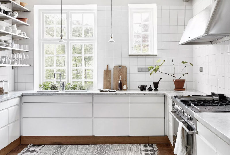 tappeto cucina