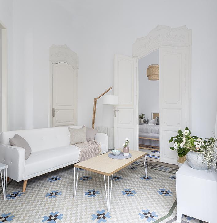 Apartamento kenay by kenay home revista dolcevita - Kenay valencia ...