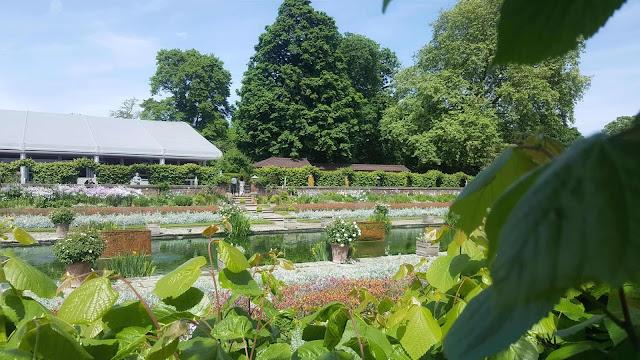 les jardins de kensington palace par woodybeauty