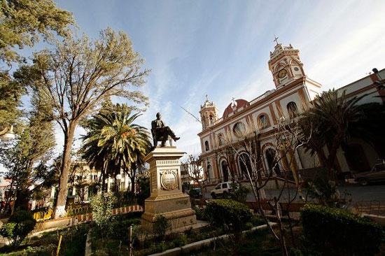 Tupiza celebró su aniversario en medio de problemas y división