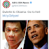 Go to hell Obama - Duterte: WTF?