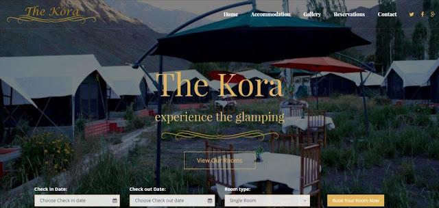 The Kora Glamping
