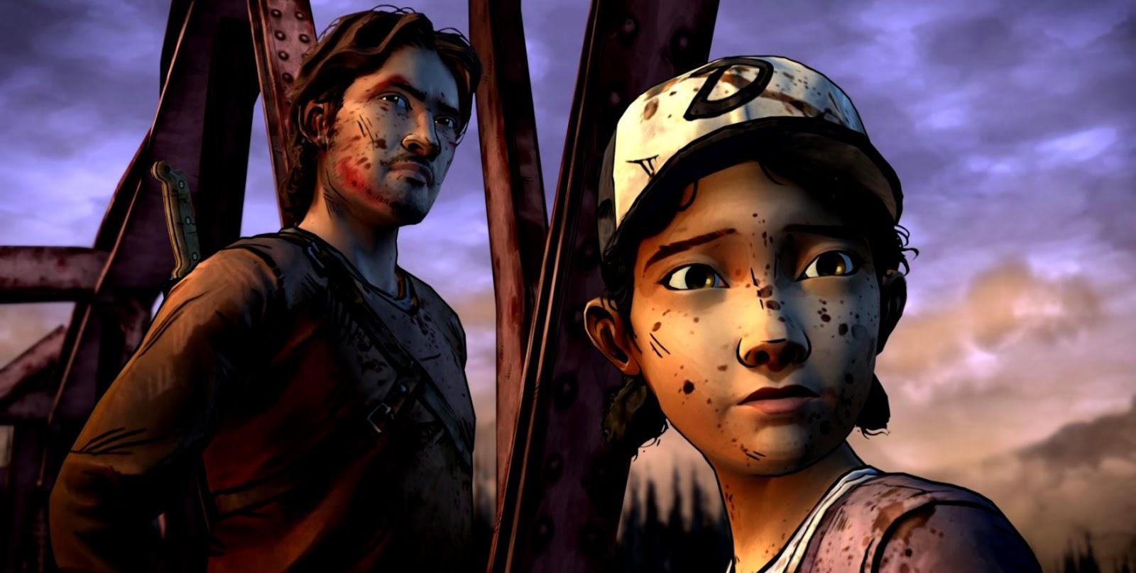 The Walking Dead Season 2 On Ps Image Wallpapers