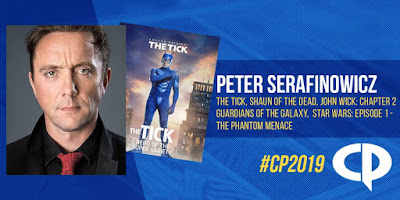 The Cast of Amazon's The Tick Comes to Houston, Texas for Comicpalooza 2019
