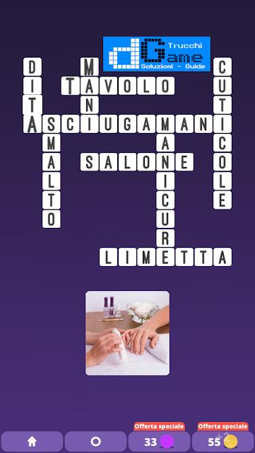 Soluzioni One Clue Crossword livello 12 schemi 14 (Cruciverba illustrato)  | Parole e foto