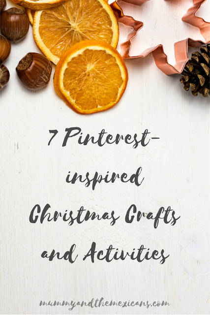 7 Pinterest-Inspired Christmas Crafts and Activities