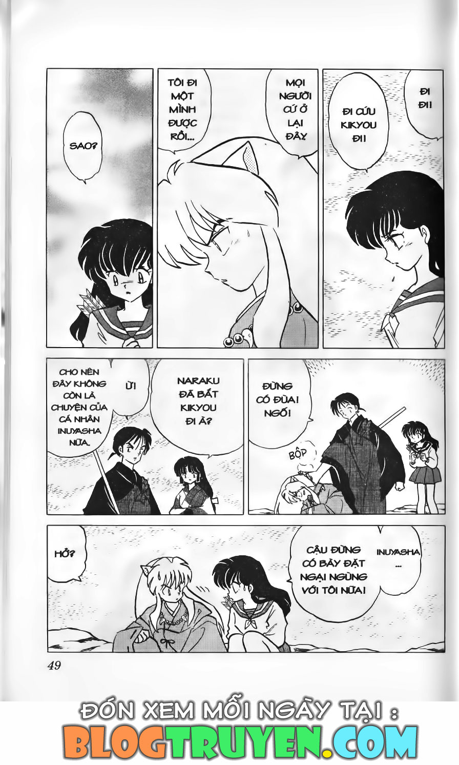 Inuyasha vol 13.3 trang 10
