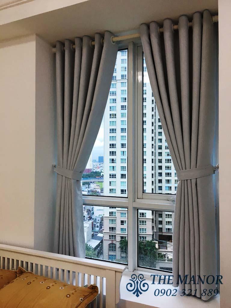 The Manor cho thuê Studio 32m2 căn góc view đẹp - hình 3