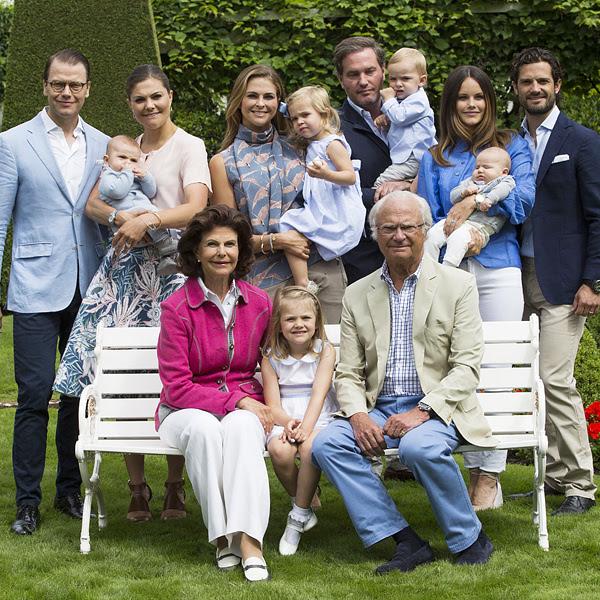 Jak będą przebiegać uroczystości z okazji 200 leci dynastii Bernadotte? + program wizyty księcia Williama i księżnej Kate w Szwecji