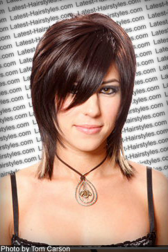 medium length layered hair styles  make up tips  nail