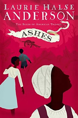 https://www.amazon.com/Ashes-America-Trilogy-Laurie-Anderson/dp/1416961461/ref=sr_1_1?s=books&ie=UTF8&qid=1475185053&sr=1-1&keywords=ashes